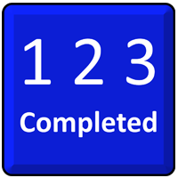 1 2 3 Completed